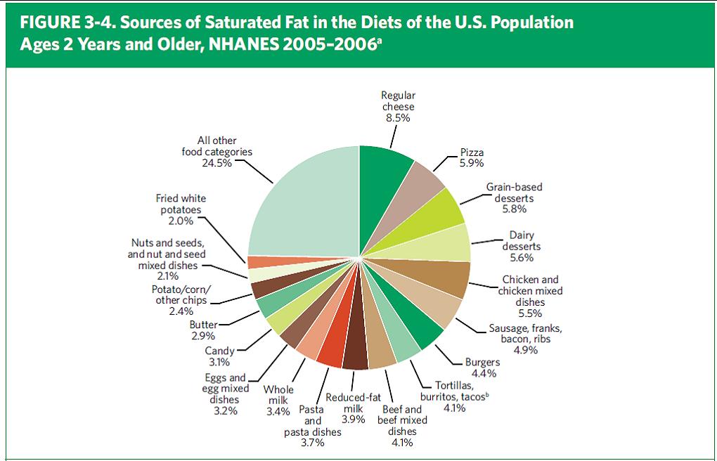 Saturated Fat | Insulean
